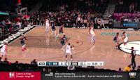 Top dunks from Brooklyn Nets vs. Minnesota Timberwolves
