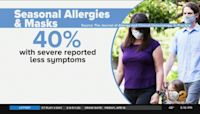 Doctors Say Face Masks Could Be Providing Unexpected Relief From Seasonal Allergies