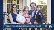Lawmakers share prayers, well wishes with Casey DeSantis following breast cancer diagnosis