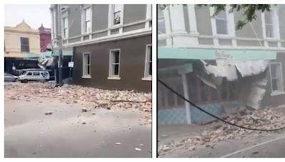 維州55年來最強 墨爾本6級地震「搖晃長達20秒」