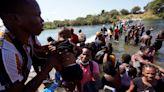 無證移民萬人集結美德州大橋下 多數來自海地 | 全球 | NOWnews今日新聞