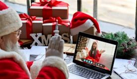 Santa Takes The Digital Plunge For Holiday | PYMNTS.com