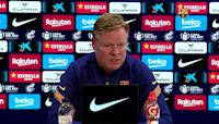 Bartomeu an 'exceptional' person says Koeman, but arrest 'damaging' for club