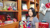 台南無米樂花布米包裝 多元實用風