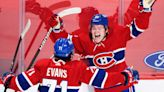 Caufield, college stars add 'young energy' to NHL playoffs