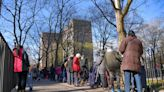 Food bank workers beg for stimulus package before Thanksgiving as COVID cases spike