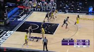 Top assists from Sacramento Kings vs. Los Angeles Lakers