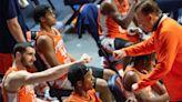 AP Top 25 basketball poll: Illinois up 3 spots; Michigan, Alabama soar