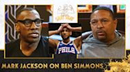 Mark Jackson sounds off on how he would handle the Ben Simmons situation in Philadelphia I Club Shay Shay