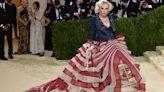 Debbie Harry wears patriotic dress at Met Gala 2021 to honor 'American Independence' theme