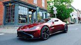 2020 Aston Martin Vantage Road Test | Old-school road trip in a new-school Aston