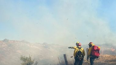 Bond Fire Explodes In OC: 7200 Acres, 0% Containment, Evacuations