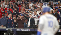 Native American group blasts MLB commissioner Rob Manfred over 'tomahawk chop' comments