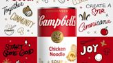 Campbell's cans given a makeover after 50 years; New designs' NFT up for sale - EconoTimes