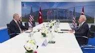 Biden, Erdogan upbeat but no breakthrough
