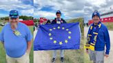 Yes, there are European fans at this Ryder Cup, but good luck finding them