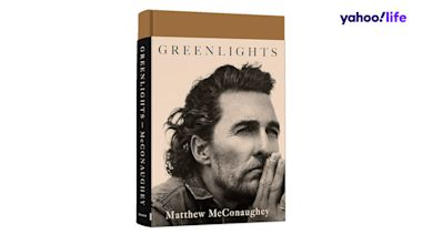 Matthew McConaughey shares his parenting philosophy and how leaving Hollywood greenlit his Oscar win in new book