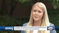 Former Trump White House spokeswoman enters NH-1 race