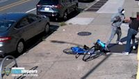 Grandfather beaten and robbed while riding Citi Bike in Brooklyn
