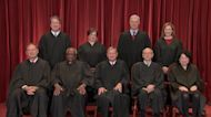 Supreme Court takes annual photo