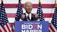 Schumer, Manchin meet with President Joe Biden in Delaware Sunday