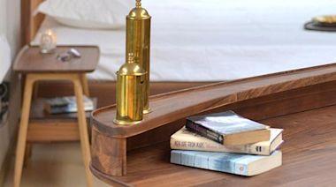 【家居 設計】實用的藝術品傢俱,三款木桌設計提升居家品味