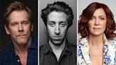 Kyra Sedgwick Movie 'Space Oddity' Adds Kevin Bacon, Simon Helberg & Carrie Preston