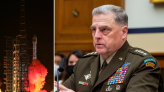 Milley calls China hypersonic missile test 'very close' to 'Sputnik moment'
