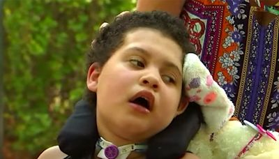 8-Year-Old Girl Is Left Paralyzed After COVID Likely Triggered Rare Disease
