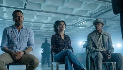 Salma Hayek Practiced Cursing Before Filming Scenes with Samuel L. Jackson: 'Quite Intimidating'