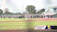 Hundreds of students walk out over elimination of class period