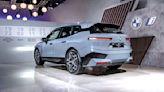 豪華純電新風貌 BMW iX