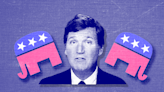 Tucker Carlson has full control over Fox and its stranglehold on the Republican Party