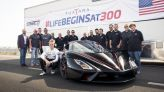 Meet the man who owns the fastest car in the world