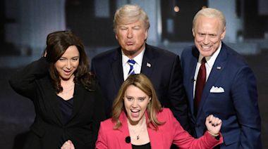 SNL Hilariously Tackles Dueling Town Halls Between Donald Trump and Joe Biden