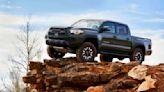 Toyota introduces Tacoma TRD lift kit