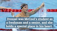 Caeleb Dressel Honored With Giant Crop Maze in Florida Hometown