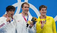 Tokyo Olympics live updates: Swimmers collect USA's first medals on Day 2 of Summer Games