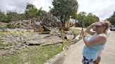 Officials: Gas leak likely caused blast that flattened Texas house, injured 6