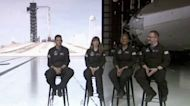 SpaceX set to launch four American civilians into orbit