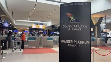 S.Africa's state airline cancels flights as it faces a strike