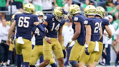 Kyle Hamilton is out; what's next for the Notre Dame defense at safety?