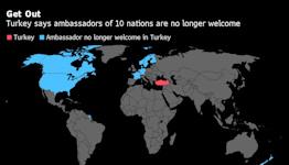 The Man Behind Erdogan's Worst Spat With the West: QuickTake