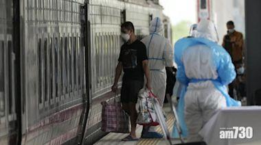 新冠肺炎|泰國持續單日逾萬宗確診 改裝火車車廂為隔離病房 - 新聞 - am730