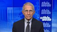 Vaccines are 'likely' to be available to children 5-11 early Nov.: Fauci