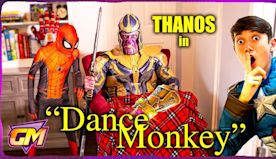 Avengers Dance Monkey Parody!