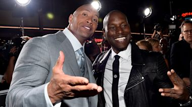 The Rock and Tyrese Gibson Have Officially Squashed Their 'Fast' Feud