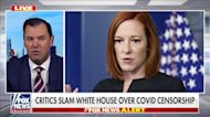Psaki should have been banned on social media for 'misinformation': Concha