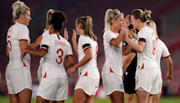 England thrash Luxembourg 10-0 to continue thumping start under Sarina Wiegman