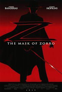 The Mask of Zorro (1998, PG-13)